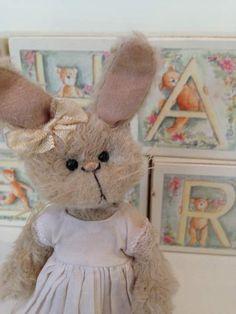 Betsy  the  Bunny by Shaz Bears
