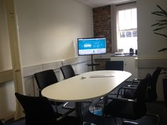 Our new board room
