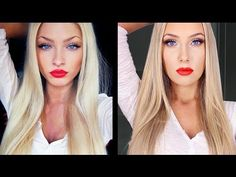 I LOVE her make up tutorials that she does. She is a must watch on Youtube.
