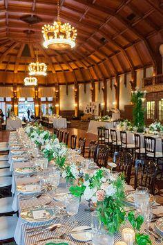 A glam, inspired reception at Hotel Del Coronado Reception Backdrop, Wedding Reception Decorations, Reception Rooms, Wedding Table, Wedding Decor, Wedding Ideas, Luxe Wedding, Gold Wedding, Wedding Bells