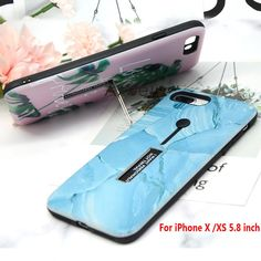 51d8cb44a 7 Case Marble Soft Silicon Case For iPhone 6s Xs 7 8 Plus Cover