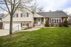 **SOLD** 14430 W Beechwood AVE, BROOKFIELD, WI; $380,000, MLS#1468601. Expansive 5BED home, w/ nearly 4,000 sq.ft. of living space while still maintaining its charm & warmth. Updated kitchen with newer appliances and Quartz counters. Take your pick of 2 master suites & 3 other bedrms; all located on upper level. Hardwood floors on all main & lower level. Family RM boasts a fabulous 2-way field-stone natural fireplace, sliding patio doors to patio, hot tub, wet bar & remodeled 1/2BA.