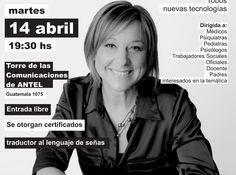 La Dra. Alyson Schafer y su charla gratuita sobre tópicos relacionados a la disciplina; en Montevideo, Uruguay / por más info: www.lacitadina.com.uy