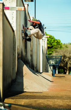 Created to shine a light on the rich but often overlooked skate scene of Latin America, the video stars Brazilian up and comers Tiago Lemos, Carlos…