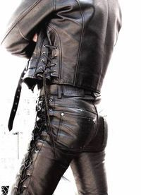 leathermuscleff love