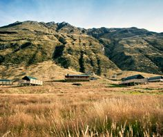 Minaret Station, Wanaka New Zealand.Luxury tented suites  accessible only by helicopter! True luxury and isolation.