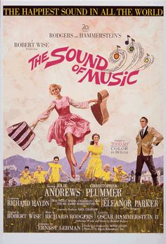 The 38th Academy Awards | Oscar Legacy | Academy of Motion Picture Arts and Sciences  1965 Sound of Music