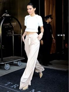 How to Chic: KENDALL JENNER STREET STYLE