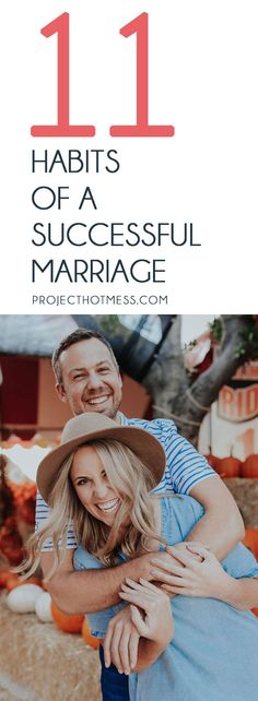 Marriage can take a lot of work, but many aspects of marriage don't have to be hard if we make them into habits. Here are 11 habits of successful, strong, and happy marriages. Successful Marriage, Happy Marriage, Marriage Help, Marriage Relationship, Marriage Advice, Love And Marriage, Relationships Are Hard, Healthy Relationships, Is 11