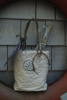 A horseshoe crab bag for you!