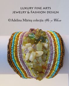 "atelier bijuterii ""sic si clasic"" haute couture embroidery"