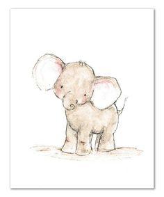 Inspiration: Look at this #zulilyfind! Ollie Print by trafalgar's square #zulilyfinds