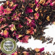 Rosy Earl Grey - Teas Etc by Sororiteasister