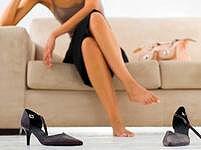 Házíte nohu přes nohu? O tohle si koledujete