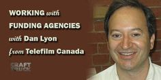 Business of Film podcast -  working with funding agencies, with Dan Lyon! http://www.motionvfx.com/B4005  #film #filmmaking #filmmaker #tips