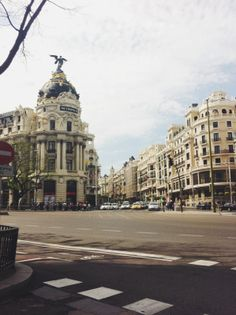 Madrid in Spain / photo by Carmen Texeira