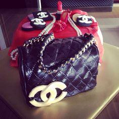 Bern's Chanel cake
