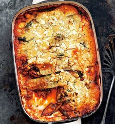Rustle up some family friendly dinners brimming with fresh fruit and veg from Chef Dean Edwards Fruit And Veg, Fresh Fruit, Moussaka, Lasagna, Homemade, Meals, Dinner, Guys, Breakfast