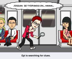 Piilotyöpaikoista saa laittaa vinkkiä!   epik(at)hotmail.fi    #epitöihin
