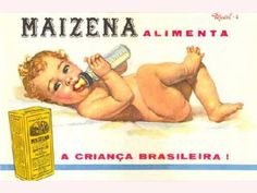 Maizena. #retro #vintage #advertisement #ad