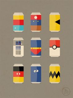 pop cans / david schwen