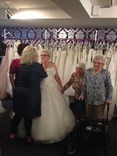 #make-up #hair #bride #wedding #WomenWants #Zaandam