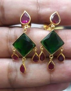 Where Sell Gold Jewelry Gold Jhumka Earrings, Gold Earrings Designs, Gold Jewellery Design, Necklace Designs, Gold Jewelry, Jewelery, Gold Finger Rings, Gold Pendent, Baby Jewelry