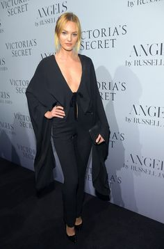 "Candice Swanepoel Photos: Victoria's Secret Hosts Russell James' ""Angel"" Book Launch"