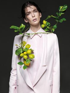 The spring-summer edition of The Room enlists Emilio Tini for a story of fashion, structure and nature starring top models Liu Wen, Anais Pouliot, Querelle Jansen, Katlin Aas, Marique Schimmel, Kristina Salinovic, Colinne Michaels, Josefin Rodermans, Madisyn Ritland and Emeline Ghesquière.