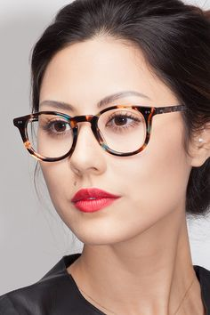 Aurora Nebular Blue Acetate Eyeglasses from EyeBuyDirect. Discover exceptional style, quality, and price. This frame is a great addition to any collection.