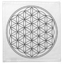 Flower Of Life Grid Cloth March 2017
