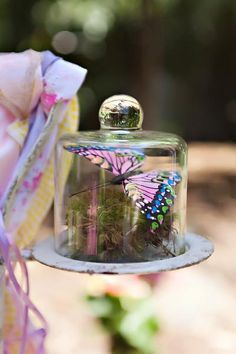 butterfly theme party | Butterfly Garden Party - Kara's Party Ideas - The Place for All Things ...