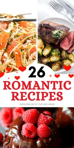 Romantic Recipes, Romantic Meals, Valentines Food, Valentine Treats, Thanksgiving Recipes, Holiday Recipes, Healthy Weeknight Meals, Make Ahead Lunches, Cheesy Recipes