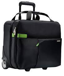 LEITZ - Leitz Complete Smart Traveller Çek Çek Çanta (Uçakla Seyehat için Kabin Boy) 60590095
