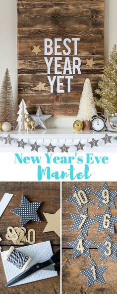 c09c3b96bfad 48 Great New Year's Eve Ideas images | New Years Eve, Bar carts, Nye