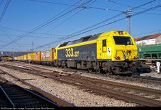 RailPictures.Net Photo: 333-327 Renfe 333 at Lugo, Spain by Jaime Marti Barroso