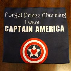 Forget Prince Charming I Want Captain America ($18) ❤ liked on Polyvore featuring tops, t-shirts, avengers, black, women's clothing, t shirts, long black t shirt, long shirts, long tee and long tops