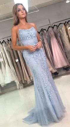 Mermaid Prom Dresses with Applique and Beading Long Prom Dress Fashion School Dance Dress Winter Formal Dress - Mermaid Prom Dresses with Applique and Beading Long Prom Dress Fashion – PromDressForGirl Source by promdressforgirl - Baby Blue Prom Dresses, Straps Prom Dresses, Prom Dresses For Teens, Mermaid Prom Dresses, Trendy Dresses, Fashion Dresses, Party Dresses, Bridesmaid Dresses, Hoco Dresses