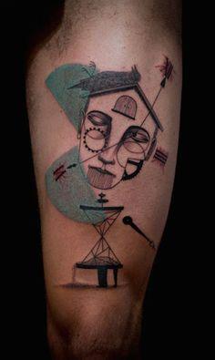 Estos tatuajes son sueños hechos realidad