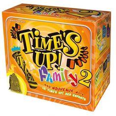 Time's Up! Family 2 Asmodée - Magasin de Jouets pour Enfants