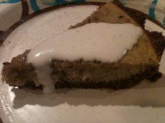 "Paleo Banana ""Cream Pie""  VERY GOOD! Added cacao powder which made it very good indeed!"