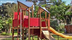 También nos queda por mencionar el parque para niños.