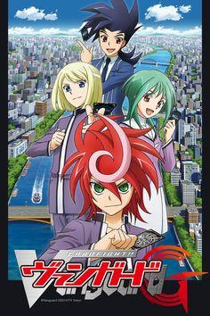 Crunchyroll - Cardfight!! Vanguard G Full episodes streaming online for free