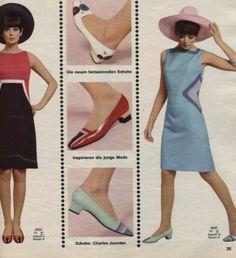 1966, Burda moden