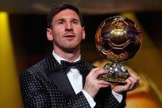 Messi ya sabe que ha ganado su quinto Balón de Oro. Es un secreto a voces pero el principal implicado ya lo sabe: Leo Messi será el Balón de Oro 2015.