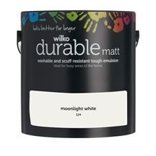 wilko flat matt emulsion paint vintage duck egg 2 5l. Black Bedroom Furniture Sets. Home Design Ideas