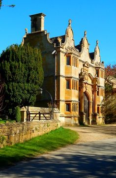 Ancient, Stanway, Cotswolds, England photo via beautiful