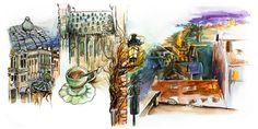Leonard Ermel - Projekt Comic Transfer: Lieber Stift als Kamera