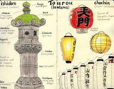 japan sketchbooks