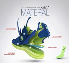 healing shoes ultralight weight athletic mens sports health walking jogging #PAPERPLANES #AthleticSneakers